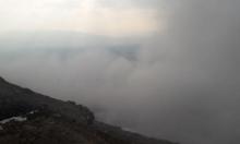 تحذير من مواد مسرطنة في الهواء قرب طبريا