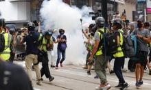 تصعيد الاحتجاجات في هونغ كونغ قبل العيد الوطني للصين