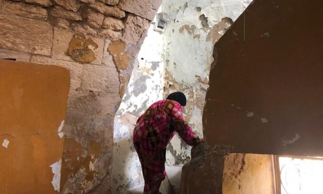 """الناصرة: حكاية ساكنة """"قصر الشهباء"""" الذي تحول إلى خرابة"""