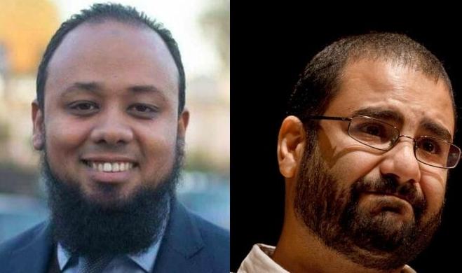 مصر: تمديد اعتقال علاء عبد الفتاح ومحاميه محمد بقار