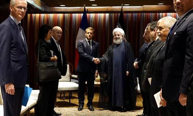 روحاني أحبط اجتماعا هاتفيا مع ترامب بمبادرة ماكرون