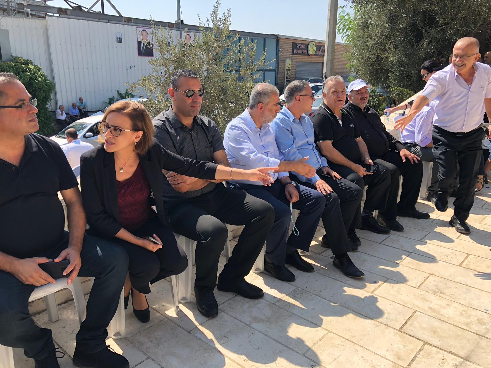 ذكرى هبة القدس والأقصى: زيارة أضرحة الشهداء بالناصرة
