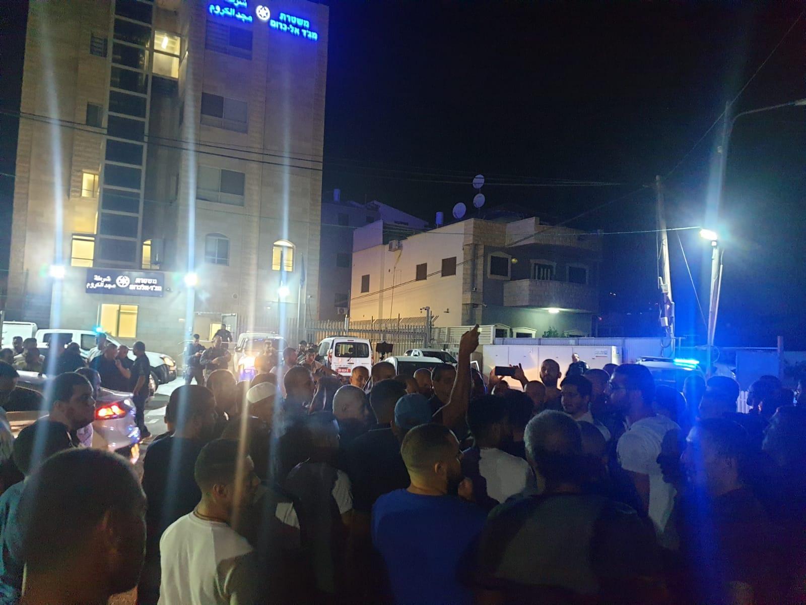 ثلاثاء دام: العنف يضرب في البلدات العربية
