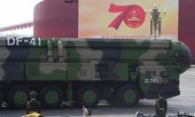 الصين تكشف عن صواريخ وقاذفات وطائرات مسيرة فائقة السرعة