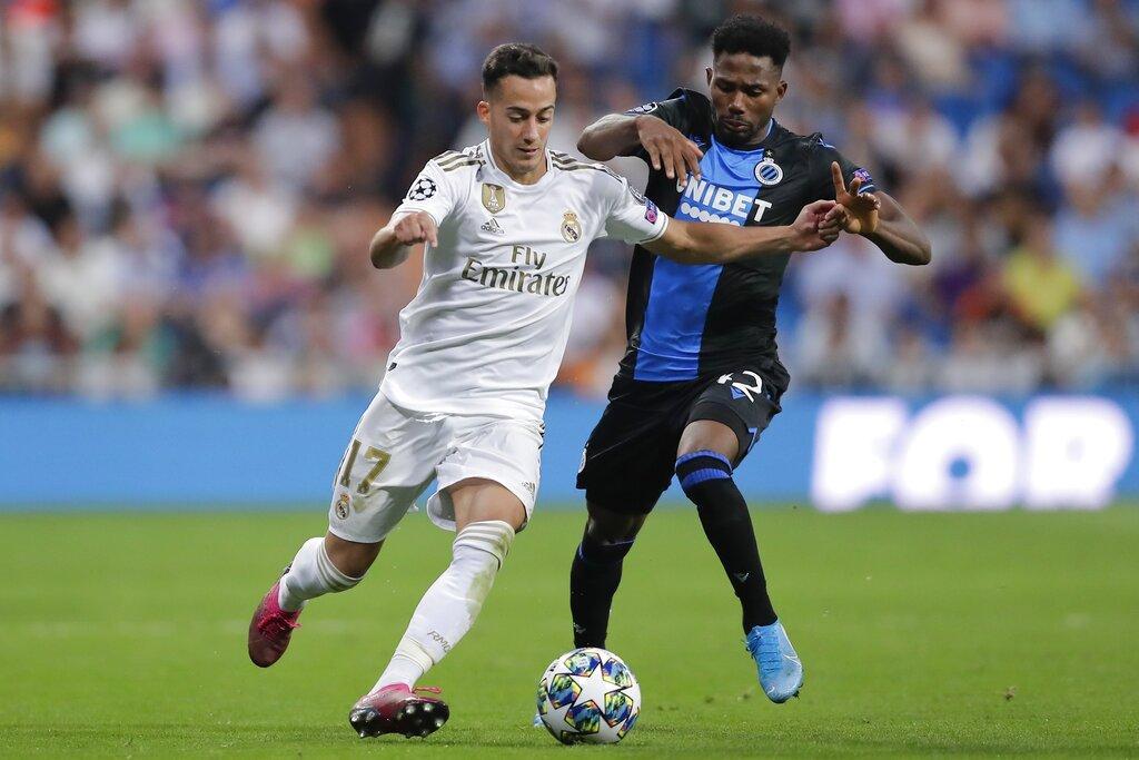 ريال مدريد يواصل تعثره في دوري أبطال أوروبا