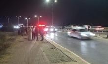 تل السبع: مصرع شاب بحادث دهس