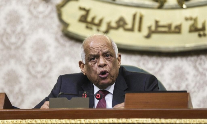"""#نبض_الشبكة: رئيس البرلمان المصري """"يمتدح"""" السيسي بـ""""تشبيهه"""" بهتلر"""