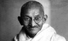 سرقة رفات غاندي في ذكرى ميلاده الـ150