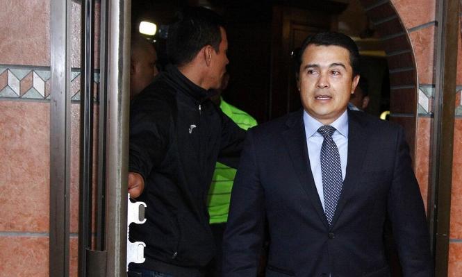 رئيس هندوراس متهم بتلقي ملايين الدولارات من مهربي مخدرات