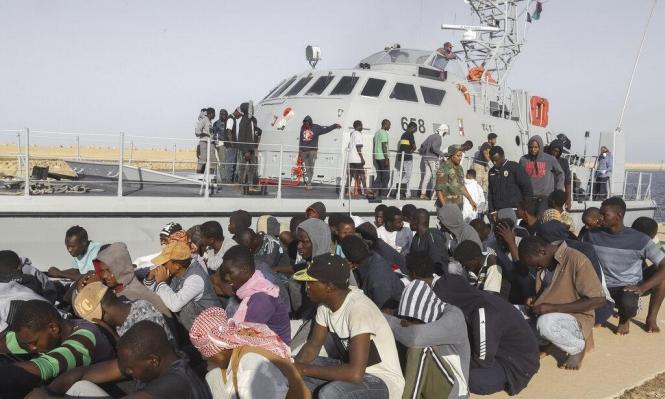 ليبيا: إنقاذ سبعة آلاف مهاجر خلال تسعة أشهر