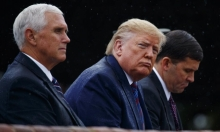 البنتاغون يبدي استعداده للتعاون في التحقيقات في قضية عزل ترامب