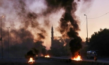 العراق: ارتفاع عدد ضحايا التظاهرات إلى 56 وتعزيزات عسكرية واسعة