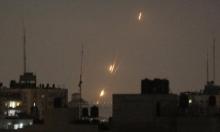 صافرات الإنذار تدوي في كيبوتس قرب غزّة
