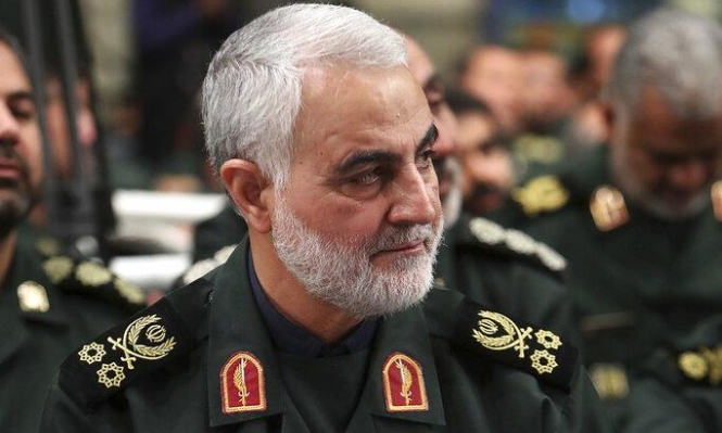 تحليلات: سليماني قد ينتقم من إسرائيل إثر محاولة اغتياله