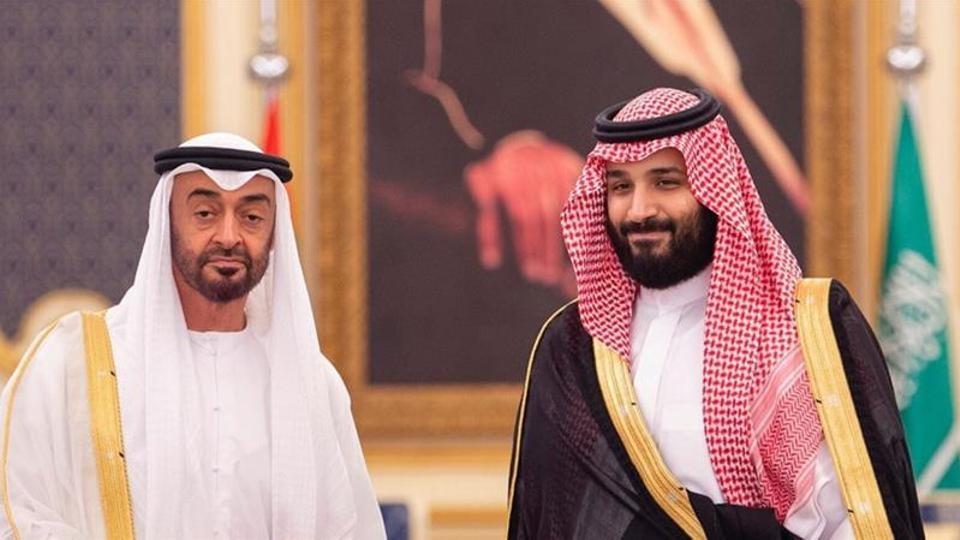 تصدّع التحالف الإماراتي السعودي عجّل في نهاية الحرب (أ ب)