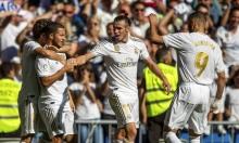 ريال مدريد يُسقط غرناطة برباعية مقابل هدفين