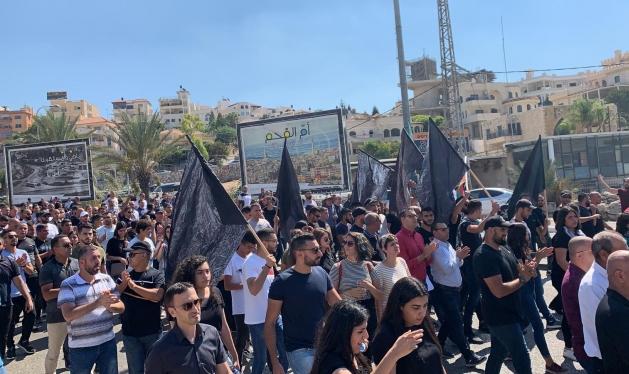 المتابعة تقرر مواصلة التظاهر ضد العنف وتواطؤ الشرطة