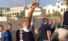 جسر الزرقاء: اعتقالُ شاب أطلق النّار بحفل زفاف وشكّل خطرًا