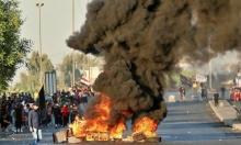 احتجاجات العراق: عدد القتلى تجاوز الـ100 وإحراق مقرات الأحزاب