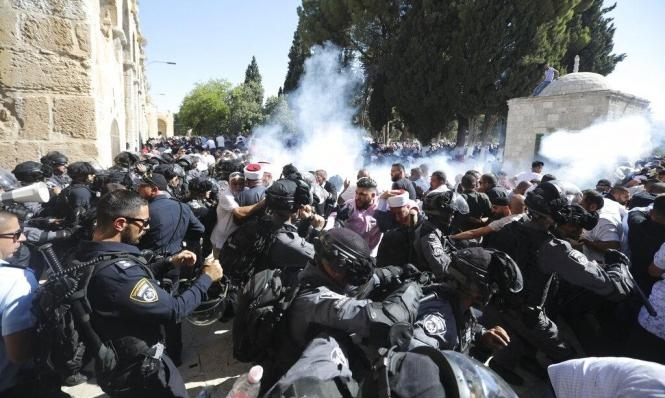 376 انتهاكًا إسرائيليًّا في القدس المُحتلّة خلال أيلول