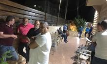 إطلاق نار على سيارتين في ساحة بيت رئيس بلدية طمرة