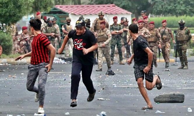 العراق: 8 قتلى بالاحتجاجات المستمرّة في بغداد
