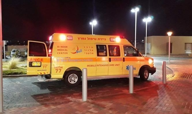 إصابة حرجة لطفلٍ طيراويّ وأخرى متوسّطة لطفل بباقة الغربية