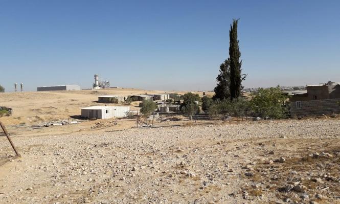 السلطات الإسرائيلية تخطط لبناء مخيمات سكن مؤقت لتهجير عرب النقب إليها
