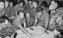 حرب تشرين 1973: ديّان طرح فكرة الترانسفير للمواطنين العرب