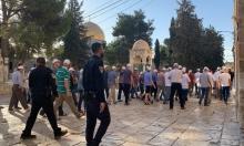 """عشية """"الغفران"""": مستوطنون يقتحمون الأقصى وصلوات تلمودية بساحة البراق"""