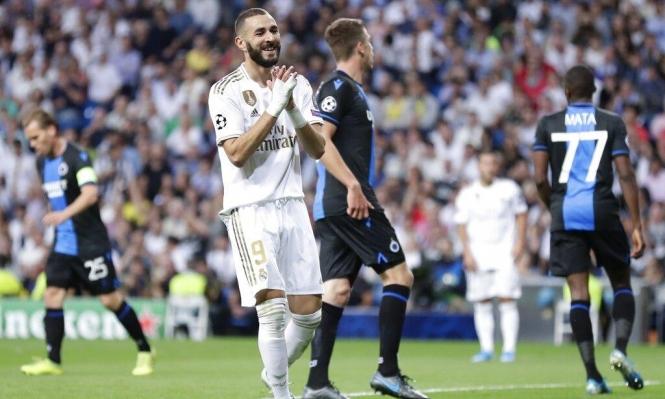 ريال مدريد يقنع بنزيمة على تجديد عقده