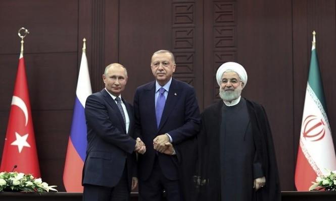 تقرير: استمرار الوجود الإيراني بسورية مرهون بردعها لإسرائيل