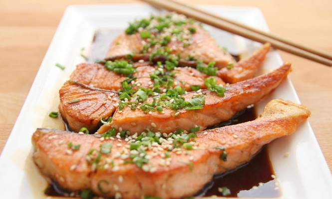 دراسة: تناول الأسماك لوقاية الأطفال من الربو والإكزيما
