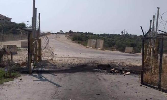 جريحان برصاص الاحتلال على حاجز برطعة وبوابة زيتا