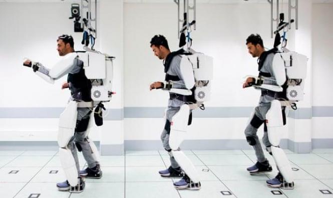 فرنسا: منظومة آلية تعيد المشي لرجل مشلول