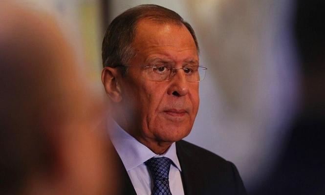 لافروف: أقنعنا النظام السوري والمعارضة ببدء محادثات صياغة الدستور