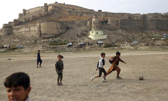 30 مدنيا قتلوا في قصف أميركي غربي أفغانستان