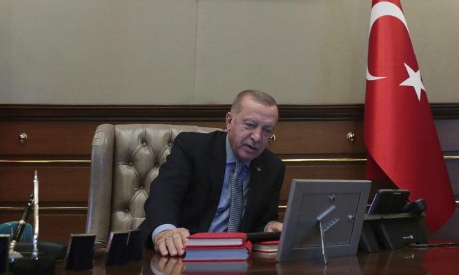 إردوغان يعلن بدء العملية العسكرية التركية في سورية ضد القوات الكردية