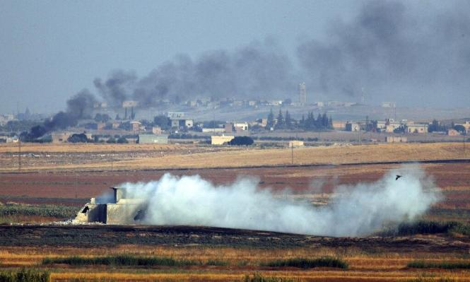 """على وقع العملية التركية: القوات الكردية توقف عملياتها ضد """"داعش"""""""