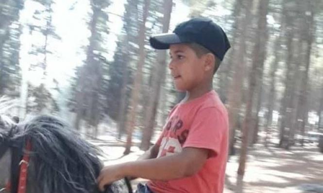 اللد: مصرع طفل في حادث طرق