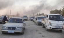 المرصد: نزوح عشرات آلاف السوريين إثر العملية العسكرية التركية