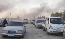 القوات التركية تتقدم في منطقة شرق الفرات