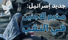 مخيم للاجئين في النقب... مخطط إسرائيلي لتهجير السكان