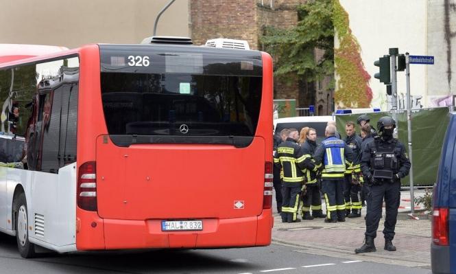 ألمانيا: هجوم هاله استهدف كنيسا