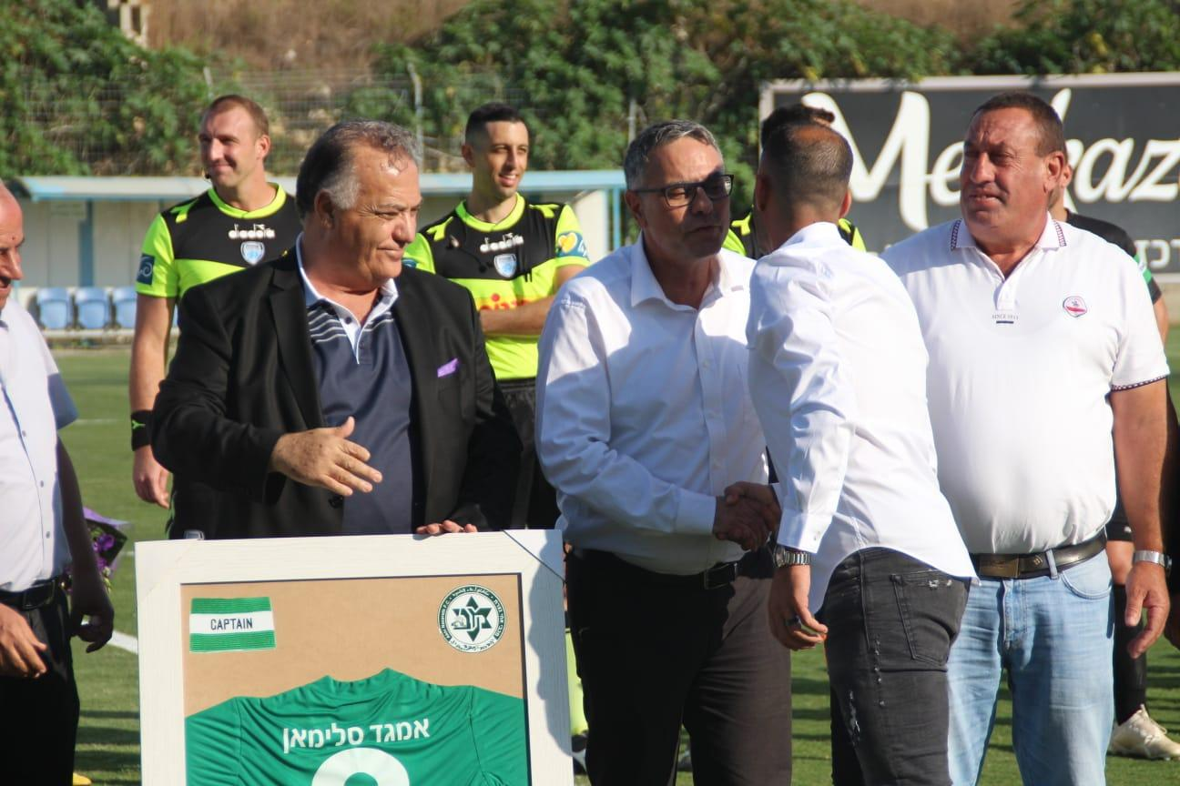 أبناء سخنين يفوز في الديربي على أخاء الناصرة