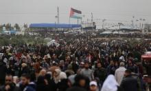 إصابات في قمع الاحتلال لمسيرة العودة شرق غزة