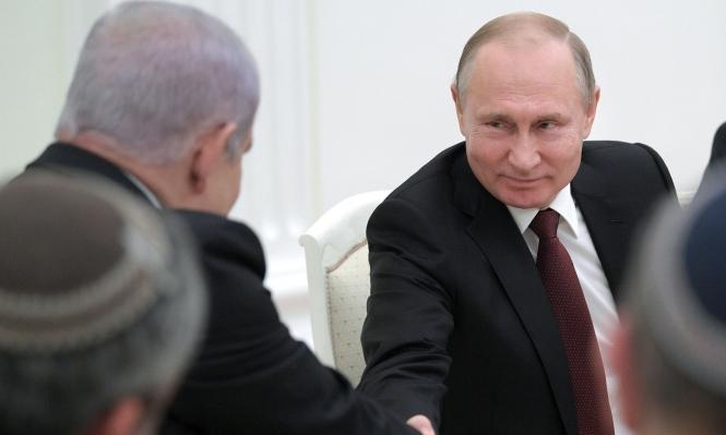 مقايضات بوتين – نتنياهو: هاكر مقابل حائزة مخدّرات