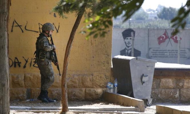 مقتل أول جندي تركي خلال العملية العسكرية في سورية