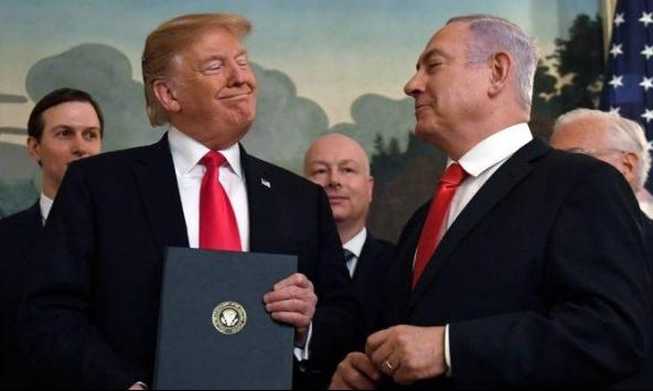 ترامب بنظر الإسرائيليين: رئيس سيئ وخائن