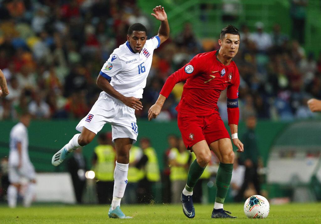 تصفيات يورو 2020: البرتغال تسحق لوكسمبرغ بثلاثية